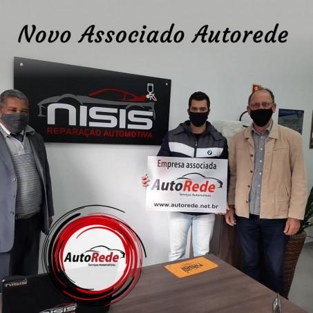 Novo Associado Nisis Reparação Automotiva