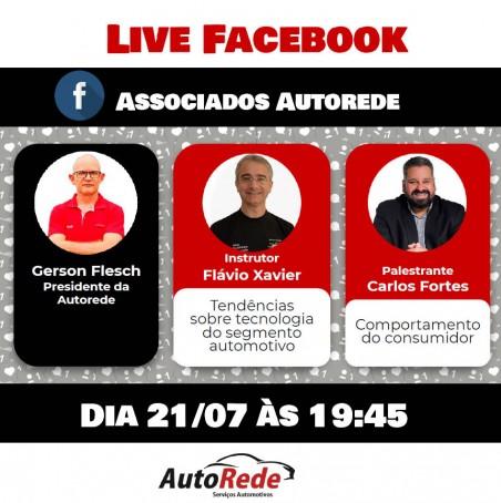 Live sobre Tendência de Mobilidade para o segmento automotivo: Tecnologia e Comportamento do Consumidor.
