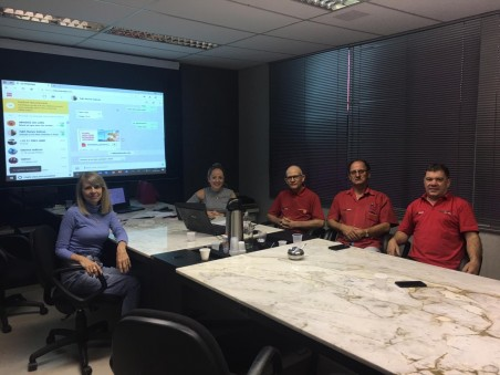 Finalização Projeto Expansão AutoRede